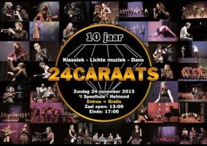24CARAATS-10e-editie-24november-2013